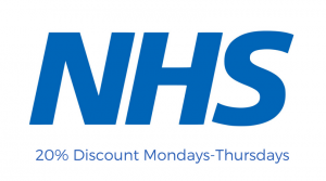 nhs discount shoreham