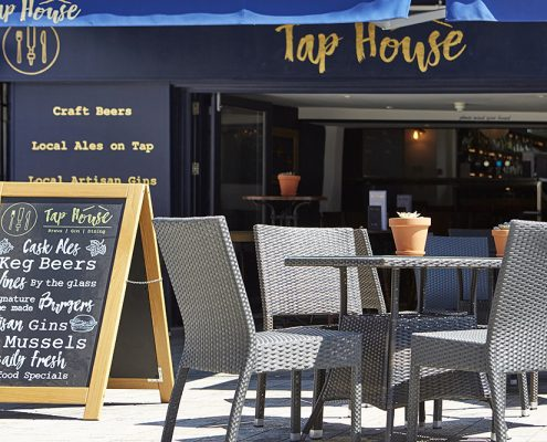 Tap House Shoreham - Brews | Gin | Dining