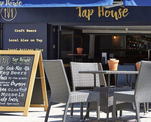 Tap House Shoreham - Brews | Gin | Dining